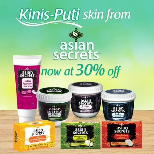 Asian Secrets Sale Alert