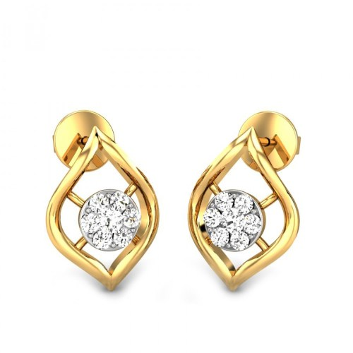 Medium Of Diamond Earrings For Women