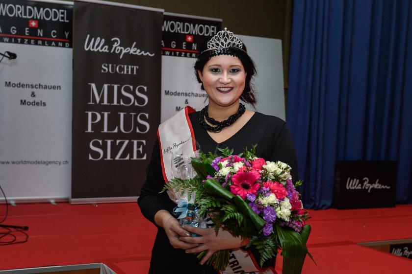 Miss Plus Size Austria: Julia Holzknecht freut sich über den Titel