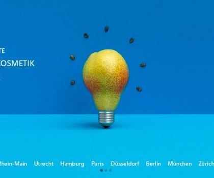 Screenshot von der Website VeggieWorld