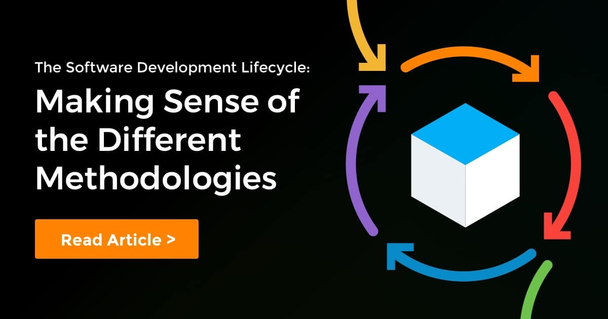 Software Development Life Cycle Making Sense of the Different