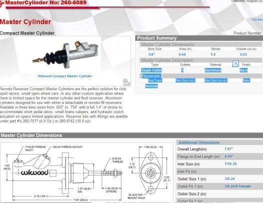 49WilwoodCompactMasterCylinder260-6089