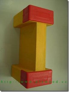 Formwork H20 Timber Beam, also called H20 Wood beam, I Joist, I beam, Wood H beam or Wood Girder