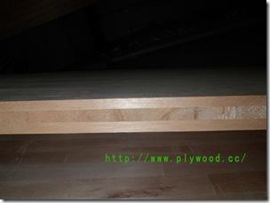 Hardwood Core For Blockboard