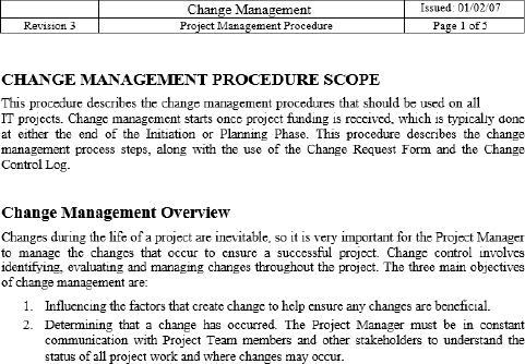 Project management \u2014 Getting back to basics
