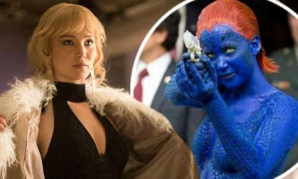 Jennifer Lawrence to Quit X-Men