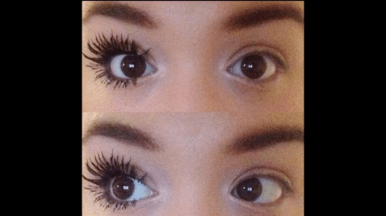 Beauchique 3D Fiber Lash Mascar results