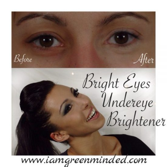 bright eye-under eye dark circle remove