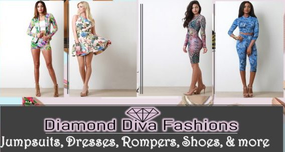 Diamond Diva Fashions – Your One Stop Shop