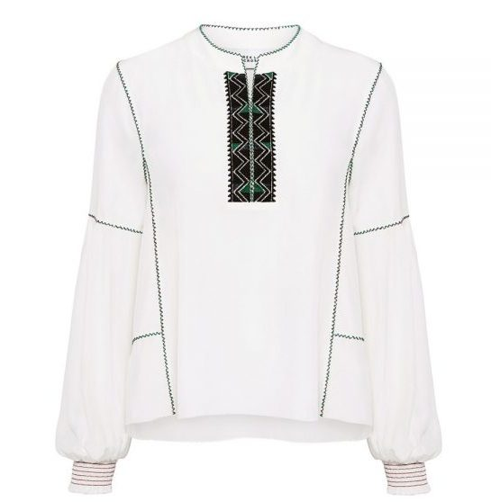 smocked-cuff-blouse-cream-derek-lam-10-crosby