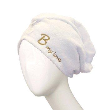 Bath Towel Hair Wrap
