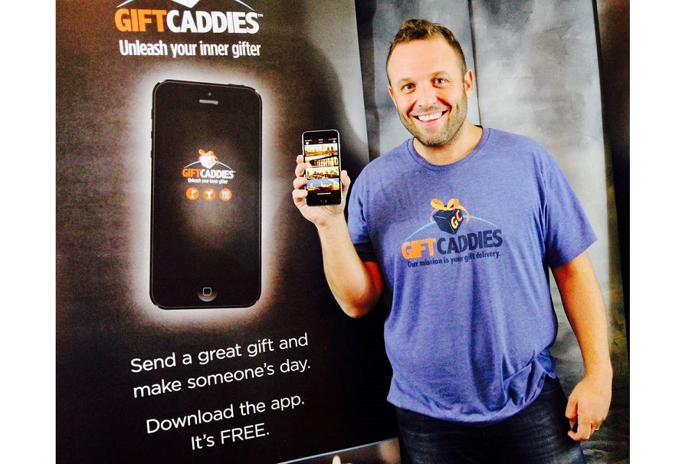 Lets Meet 'Charlie Vecchio' The Founder Of GiftCaddies