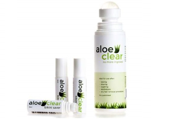 Aloeclear The Ultimate Ingrown Hair Treatment