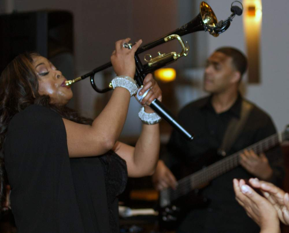 Trumpetlady 'Syreeta Thompson' Talks About Her Recent Project 'Winner'