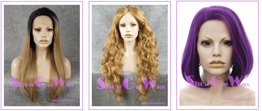 Showgirl Wigs – Your Ultimate One Stop Drag Shop