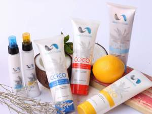 Real Coco Luxury products by SeaBodyLab