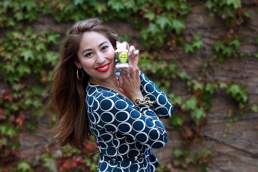 Biotin The Pure Vitamin Supplement for Hair, Skin, and Nails