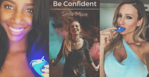 Have A Confident Smile With GlossySmiles Teeth Whitening Products