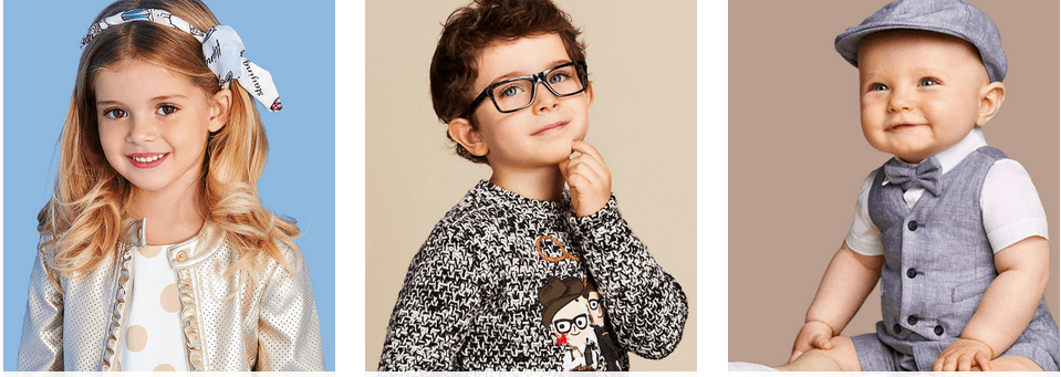 Buy the best apparel for your kids at Nickis