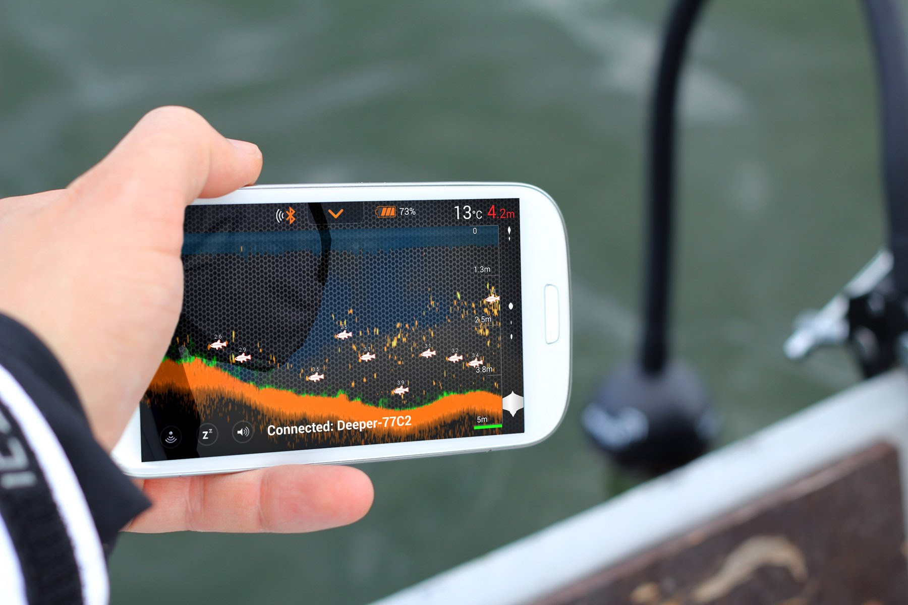 Tips and Tricks to Catch more fish using Fish Finder