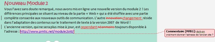 comment creer un marge sur cv word