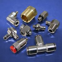 Pneumatic System Fittings | Air Fittings | Mini Pneumatic ...