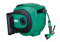 Auto Rewind Air And Water Spring Driven Hose Reel With 0.9 ...