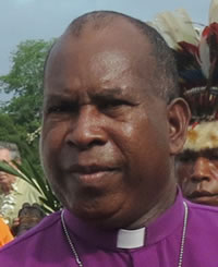 Bishop Lindsley Ihove