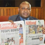 Hon Francis Potape - the latest case to be overturned through the illegal activities of the Fraud Squad