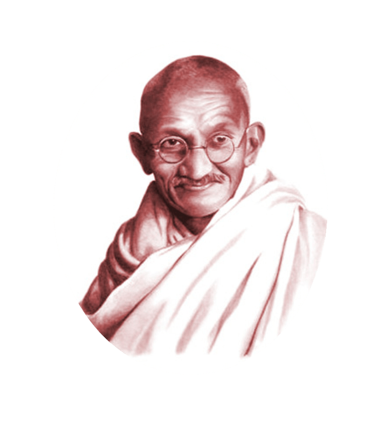 Bahai Quotes Wallpaper Mahatma Gandhi Png Images With Transparent Background Free