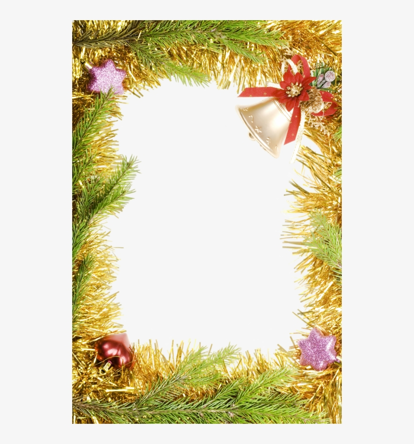 Christmas Ornaments Border Hd Pictures Photo Christmas - Full Hd