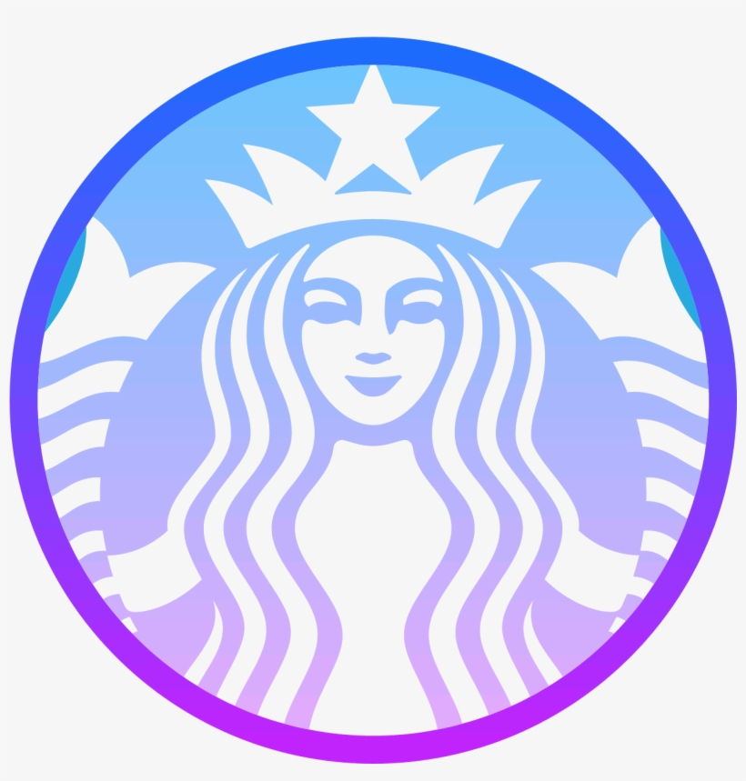 Png Starbucks Vector Freeuse Library - Starbucks New Logo 2011