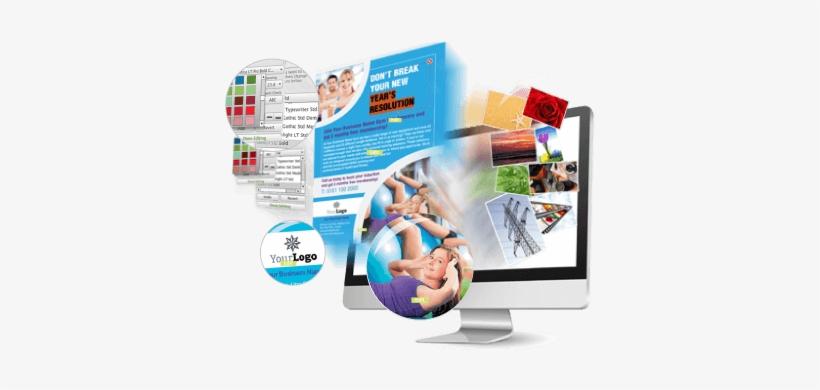 1000s Of Leaflet  Flyer Designs Or Upload Your Own - Make Your