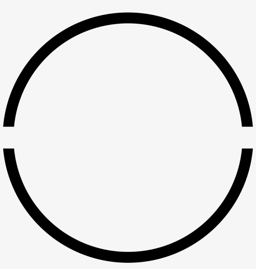 Png Circle Border Transparent Circle Border - Double Circle Border