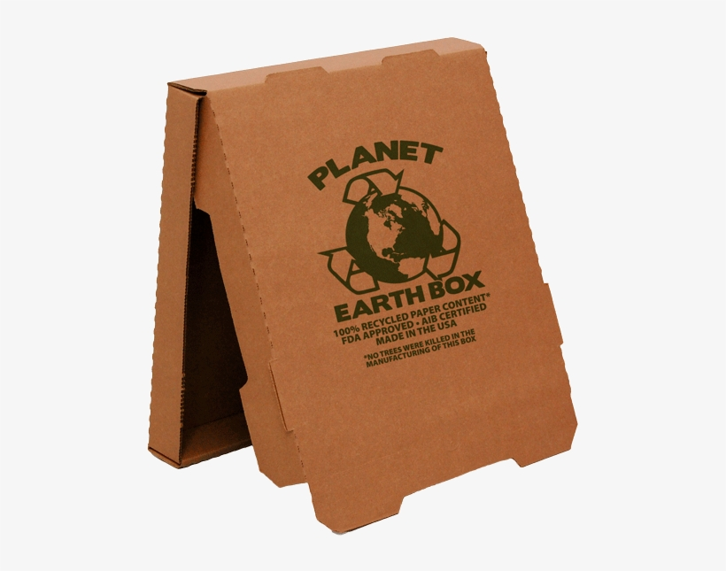 Star Pizza Box Is Proud To Introduce The \u201cplanet Earth - Pizza Box