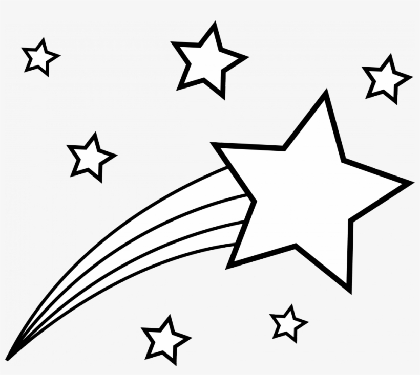 Printable Flag Of Mexico - Star Coloring Pages - Free Transparent