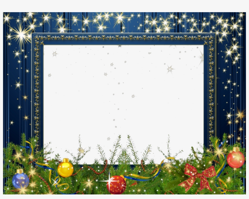 Download Merry Christmas Funny Photo Frames Clipart - Baby Christmas