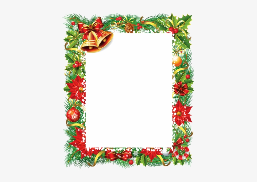 Visit - Christmas Frames - Free Transparent PNG Download - PNGkey