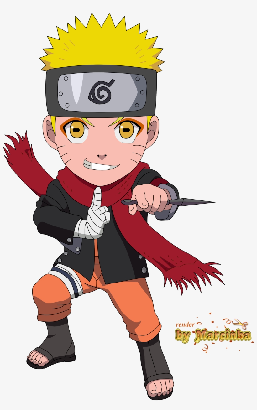 Naruto Clipart File - Naruto The Last Chibi, transparent png #3014349