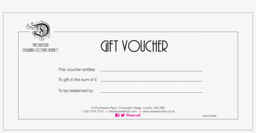 Word Template Voucher Maths Equinetherapies Co - Free Word Gift