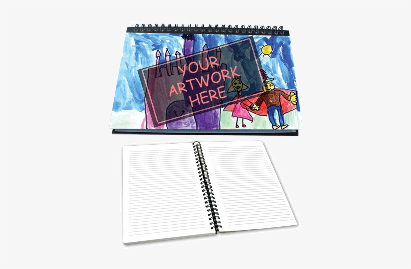 Sample Primary School Notebook - Paper - Free Transparent PNG