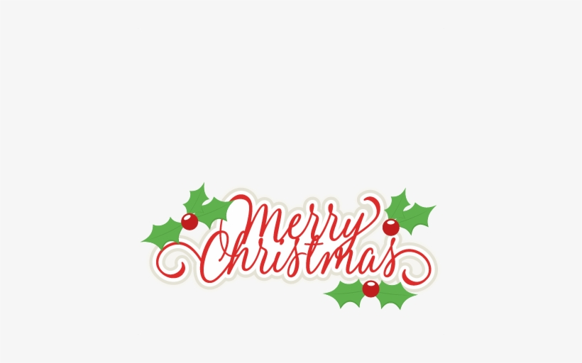 Banner Freeuse Christmas Title On Dumielauxepices Net - Merry