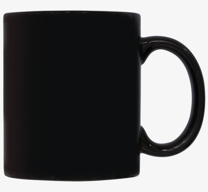 Atlanta Foto Mug - Black Coffee Mug Template - Free Transparent PNG