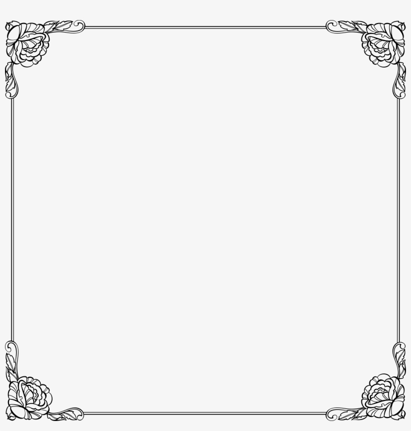 Certificate Border Templates For Word Besttemplates123 - Square