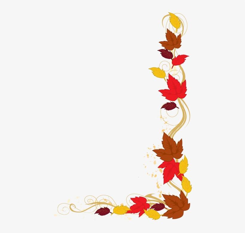 Clip Art Borders Autumn Leaves Clipart Panda Free Clipart - Harvest
