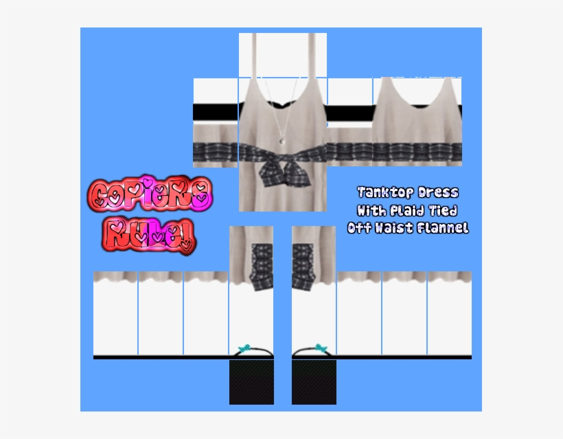 Roblox Girl Clothes - Roblox Pants Template Girl - 585x559 PNG