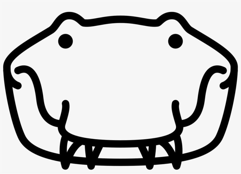 Crocodile Head Comments - Scalable Vector Graphics - 982x660 PNG