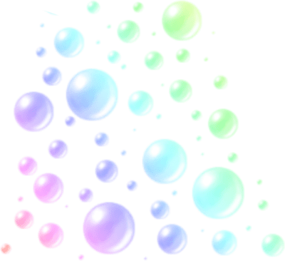 Fall Colored Background Wallpaper Bubbles Transparent Png Png Mart