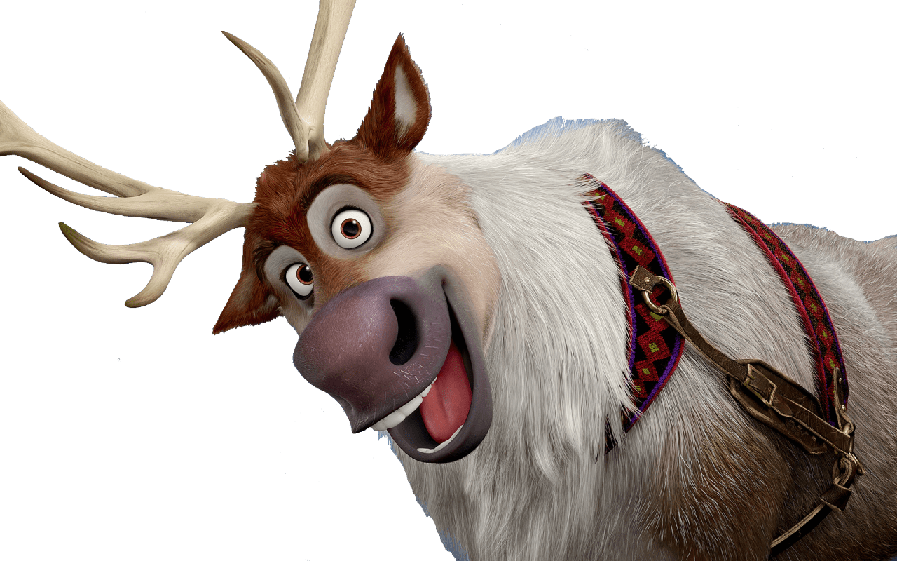 Wallpapers Cars Disney Hd Frozen Sven Png Photo Png Mart