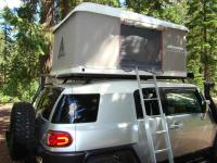 Roof Top Tent on OEM Rack? - Toyota FJ Cruiser Forum